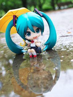 Rainy day   Tokyo Otaku Mode