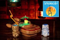 Podcast Stardust #261: World Between Worlds - May 2021 | In Jay's latest dive into Star Wars fashion and lifestyle products, she is focusing on gifts for the Star Wars fan Dad in your life. Tiki Room, Original Trilogy, Star Wars Gifts, Punch Bowls, Love Your Melon, Clone Wars, For Stars, Mugs Set, Mini