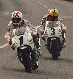 Joey Dunlop & Philip McCallen