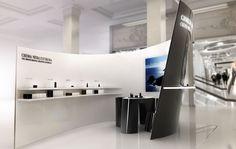 Rodolphe Parente Architecture Design • Architecture commerciale & retail design - Crema Nera