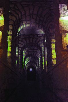 Entrance to the Catacombs - Paris