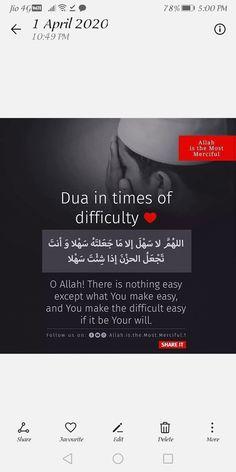 Paths, Islam