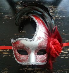 The Shabby Green Warehouse: A Mask For My Mother In Law
