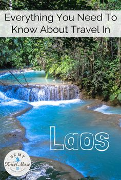 Everything you need to know for a wonderful vacation in Laos. Go in a group, travel solo, or as a couple. This has all the tips!