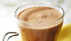 Receita simples de chocolate quente