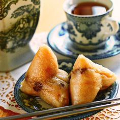 #zongzi #bacang #yummy #Asian #Indonesia #dragonboat #traditional #tea #china #food