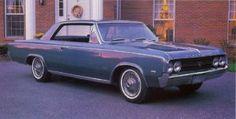 1964-oldsmobile-cutlass-4-4-2 Dans une ère de  performance en pleine expansion,  l'Oldsmobile 442  apparut comme un groupe d'options  sur les modèles F-85 et Cutlass en 1964.
