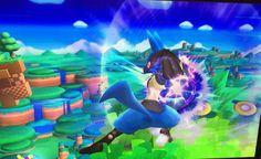 Super Mario Smash, Outdoor Decor