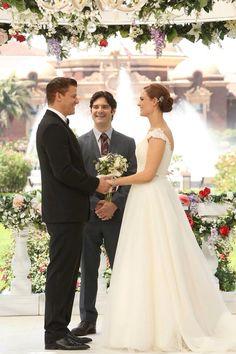 Bones | Booth & Bones Wedding    I JUST LOVED THE WEDDING!!! IT WAS ADORABLE\1\!!!!!!!!!!1
