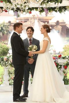 Bones | Booth & Bones Wedding    I JUST LOVED THE WEDDING!!! IT WAS ADORABLE\1\!!!!!!!!!!1