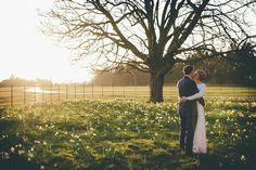 Bride and groom from a 60s inspired handmade spring wedding | Photography by http://shuttergoclick.photoshelter.com/
