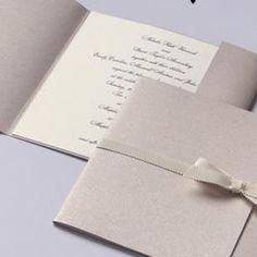 ¿Qué tengo que poner en la invitación de boda?
