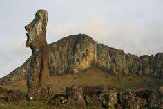 Viajar a Isla de Pascua, Chile - http://www.miviaje.info/viajar-a-isla-de-pascua-chile/