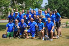 Bristol TRYathlon team.