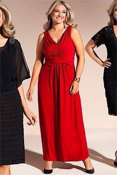 Sara - Sara Bead Detail Maxi Dress - EziBuy Australia