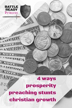 4 ways prosperity preaching stunts christian growth