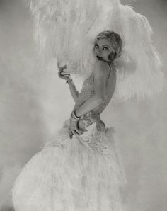 Actress Claire Luce, photographed here for Vanity Fair (December 1928)   VF's Gatsby Glamour