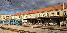Die Wocheinerbahn - Sie zählt zu den abwechslungsreichsten und schönsten Bahnstrecken Sloweniens