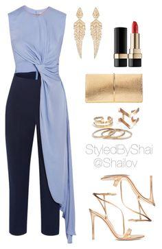 Pretty Polished by slimb on Polyvore #StyledByShai IG: Shailov