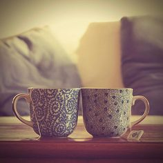 Küçük mutluluklar- tasarım kupalar