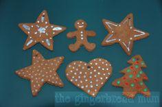 Cinnamon Christmas decorations | thegingerbreadmum