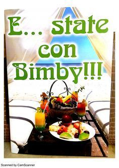 E-state con Bimby ricettario ... pagina 1 di 35 Cooking Measurements, Cooking Salmon, Cupcake Cookies, Cooking Time, Biscotti, Finger Foods, Italian Recipes, The Best, Picnic