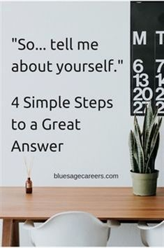 Best job 25 It's often the first question you'll face in an interview. Despite knowing this, many candidates head into a job interview without a clue as to their answer. Many struggle with a good answer and… Job Interview Preparation, Interview Questions And Answers, Job Interview Tips, Prepare For Interview, Teacher Interview Outfit, Job Interview Hairstyles, Interview Makeup, How To Face Interview, Assistant Principal Interview Questions