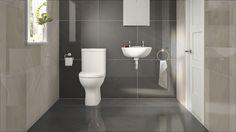 My latest iDesign creation! Downstairs Toilet, Bathroom, House, Ideas, Washroom, Home, Full Bath, Downstairs Loo, Bath