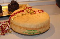 7 cm kabaran pandispanya Pavlova, Deserts, Muffin, Food And Drink, Dessert Recipes, Cheese, Easy, Crafts, Amigurumi