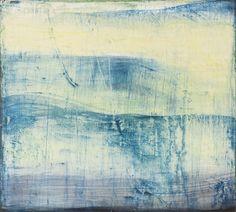 Unwinding - Shawn Dulaney (acrylic on canvas)