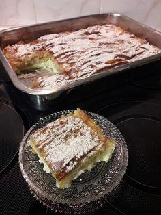 Greek Desserts, Greek Recipes, Interior Design Living Room, French Toast, Breakfast, Cake, Food, Morning Coffee, Kuchen