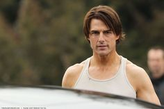 Image result for tom cruise haircut