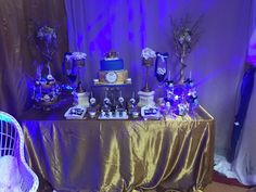 Imperial Events Decor D's Baby Shower / Royal Babyshower - Photo Gallery at Catch My Party
