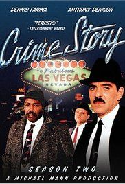1963 Tv Series Crime Story. The saga of a Chicago police detective's efforts to stop a young hood's ruthless rise in the ranks of organized crime.