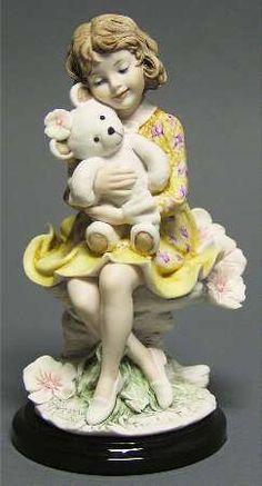 Tender Feeling - Armani Figurine