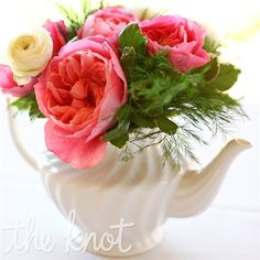 Okay!  I absolutely LOVE this idea for centerpieces or decorations!