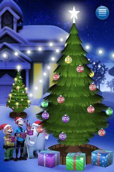 Julekalender Vennebyen