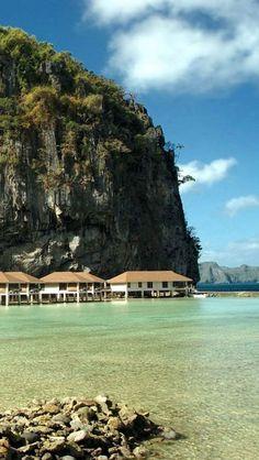 El Nido  Lagon Island, Philippines