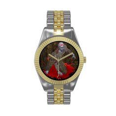Zombie Two Tone Watch