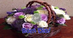 Bom Dia! Deus te abençoe poderosamente neste dia!