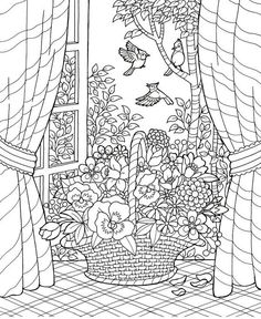 Find This Pin And More On To Color By Cheryl Wright