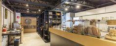 Espaço reúne almoços colaborativos, padaria orgânica, mercearia e cafeteria