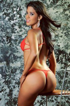 Rocio Miranda, belleza que calienta