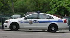 Baltimore Police Maryland.