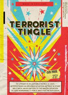 "Scarfolk Council: ""Terrorist Tingle"" Firework (Bonfire Night Part 2)"