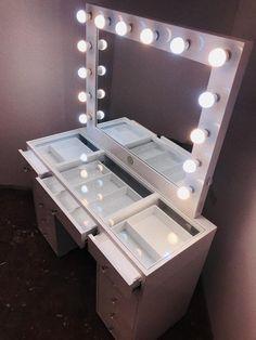 Vanity, Mirror, Bedroom, Victoria, Furniture, Home Decor, Ideas, Bedroom Storage, Dressing Tables