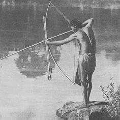 American Indian's History: Native American Fishing and Canoes