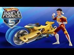 #9 Hot Wheels Battle Force 5 - Video Game - Gameplay - Videospiel - Game...