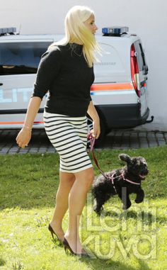 28 AUGUST 2013  Crown Princess Mette- Marit Crown Princess Mette- Marit  attended the opening of the Sculpture Park at Akershus fortress in Oslo.