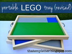 "That's My Letter: ""L"" is for Lego Tray #2"